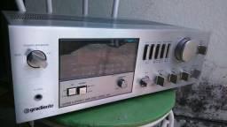 Amplificador gradiente 366