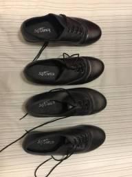 4e783f1241 Sapatos para sapateado da marca Só Dança