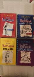 Livros (DIARIO DE UM BANANA)
