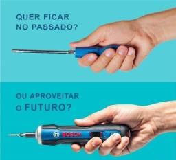 Título do anúncio: Parafusadeira à Bateria 3,6V Bosch Go + Kit bits