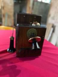 Telefone relíquia de 1901