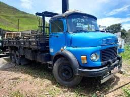 Mb 1113 72 truck completa