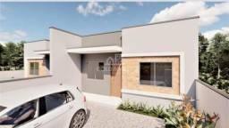 Casa com 3 dormitórios no Volta Grande entregue com portão