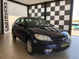 Civic Sedan LXL 1.7 16V 130cv Aut 4p