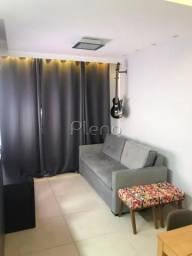 Apartamento à venda com 2 dormitórios em Centro, Campinas cod:AP025880