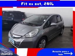 FIT 2014 1.5 EX  FLEX 4P AUTOMÁTICO