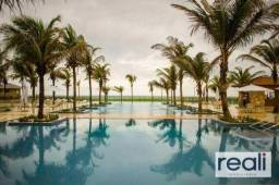 Apartamento com 3 dormitórios à venda, 118 m² por R$ 1.300.000,00 - Porto das Dunas - Aqui