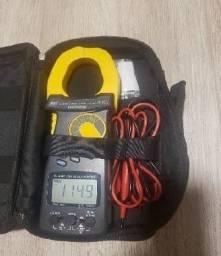 Alicate Amperímetro + Multímetro - M S 2000x - Megabras
