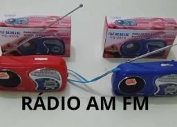 Rádio AM/FM (Entrega Domiciliar Grátis)