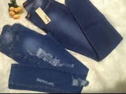 Calça jeans Márcia morena e Jeans Goiania
