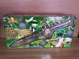 Power Rangers Legacy Dragon Dagger Bandai