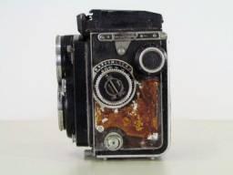 Coleção de câmeras fotográficas antigas