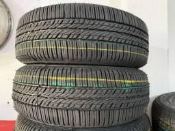 Título do anúncio: Par de pneus 185/65/14 instalados