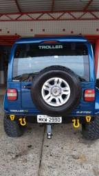 Troller mecanizado top - 2013