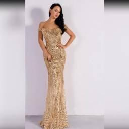 Vendo vestido de festa de Madrinha