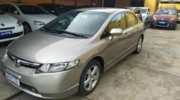 ALEX CAR Vende: Civic LXS 1.8 Flex Automático 2008/2008 - 2008