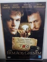 Filme Os Irmãos Grimm em DVD original