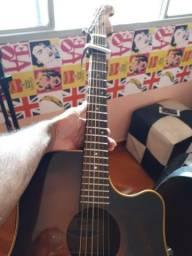 Violao Elétrico Fender \ troco por Celular comprar usado  Belo Horizonte