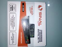 Conversor e Gravador Digital de TV