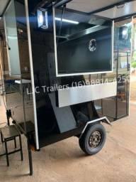 Fábrica de trailers x food trucks