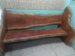 Sofá de jaqueira