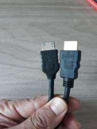 Cabo conexão HDMI - Cacoal/RO