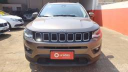 Jeep Compass Longitude 2.0 AT 2019 Completa