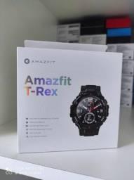 Promoção! Amazfit T-Rex da Xiaomi.. Novo lacrado com garantia e entrega hj