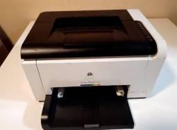 Impressora Laser Color HP CP1025 Transfer