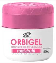 Aromatizante OrbiGel - Fragrância Tutti Fruit