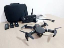 Vendo Drone Novo E88 Pró