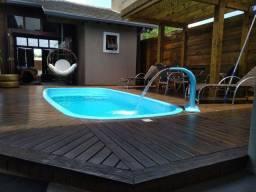 Casa com piscina Tramandaí