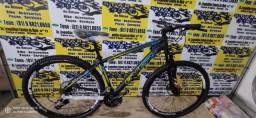 Promoção Bike aro 29 com Cambio D/T shimano NF e garantia parcelamos em ate 10x cartão