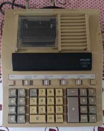 Vendo calculadora de mesa Olivetti Logos 642/682