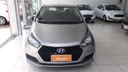 Título do anúncio: Hyundai HB20 1.0MT UNIQUE - 2019 - prata sand
