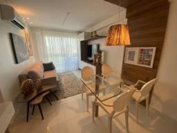 Lindo apartamento 60m2, 2 quartos no Beach Class Ecolife em Muro Alto