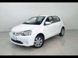 Título do anúncio: Toyota Etios XS 1.5 (Flex) Mec 4p  1.5