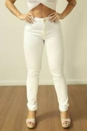 Título do anúncio: Calça branca cintura alta