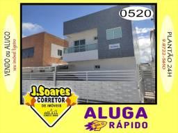 Mangabeira 4, Térreo , Area Priv, 2 qts, st, 45m², 750, Aluguel, Apartamento, João Pessoa