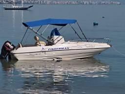 Título do anúncio: Lancha fisherman 190