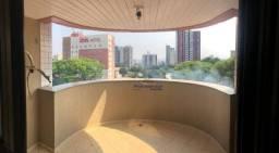 Apartamento com 3 dormitórios para alugar, 120 m² por R$ 1.450,00/mês - Centro - Cascavel/