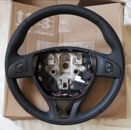 Volante Couro Original Renault