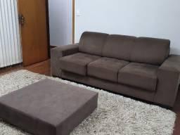 Título do anúncio: Jogo de sofá 2 e 3 lugares com mesa de centro