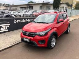 FIAT MOBI 2017/2018 1.0 EVO FLEX WAY MANUAL