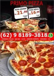 Título do anúncio: Pizza - Atacado e Varejo - Pizza Super Recheada Muito Gostosa