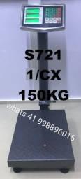 Título do anúncio: balança nova 150 e 300 kg