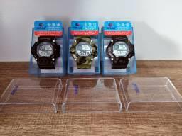 Relógio Masculino Original Prova D'Água