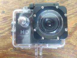 Título do anúncio: Câmera de Ação Sports Cam Full HD 1080p
