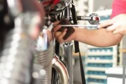 Título do anúncio: Vendo loja de AUTOPEÇAS e OFICINA de motos