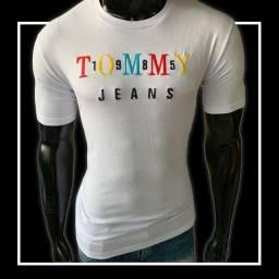 Título do anúncio: Camisa Tommy Hilfiger Jeans